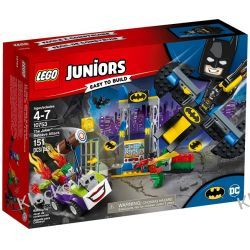 10753 ATAK JOKERA™ NA JASKINIĘ BATMANA (The Joker Batcave Attack) - KLOCKI LEGO JUNIORS Atlantis