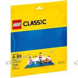10714 NIEBIESKA PŁYTKA KONSTRUKCYJNA (Blue Baseplate) KLOCKI LEGO CLASSIC Z zabawkami