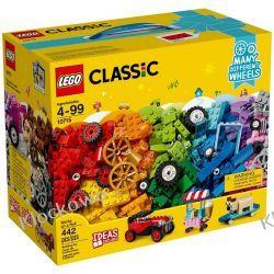 10715 KLOCKI NA KÓŁKACH (Bricks on a Roll) KLOCKI LEGO CLASSIC Ninjago