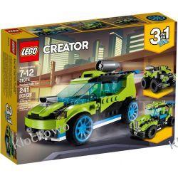 31074 WYŚCIGÓWKA (Rocket Rally Car) KLOCKI LEGO CREATOR Creator