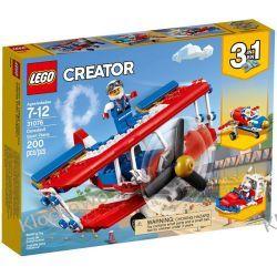 31076 SAMOLOT KASKADERSKI (Daredevil Stunt Plane) KLOCKI LEGO CREATOR
