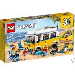31079 VAN SURFERÓW (Sunshine Surfer Van) KLOCKI LEGO CREATOR Kompletne zestawy