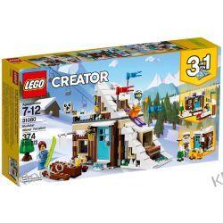 31080 FERIE ZIMOWE (Modular Winter Vacation) KLOCKI LEGO CREATOR Kompletne zestawy