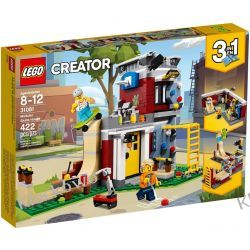 31081 SKATEPARK (Modular Skate House) KLOCKI LEGO CREATOR Playmobil
