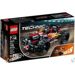 42073 CZERWONA WYŚCIGÓWKA (Bash!) KLOCKI LEGO TECHNIC