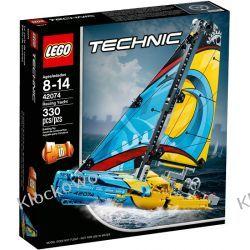 42074 JACHT WYŚCIGOWY (Racing Yacht) KLOCKI LEGO TECHNIC  Inne zestawy
