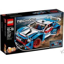 42077 NIEBIESKA WYŚCIGÓWKA (Rally Car) KLOCKI LEGO TECHNIC  Technic