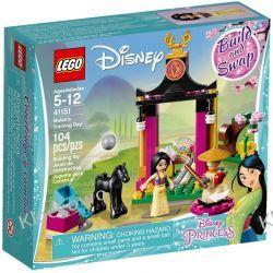 41151 SZKOLENIE MULAN (Mulan's Training Day) KLOCKI LEGO DISNEY PRINCESS Budowa