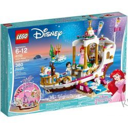 41153 UROCZYSTA ŁÓDŹ ARIEL (Ariel's Royal Celebration Boat) KLOCKI LEGO DISNEY PRINCESS Kompletne zestawy
