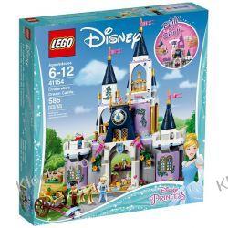 41154 WYMARZONY ZAMEK KOPCIUSZKA (Cindrella's Dream Castle) KLOCKI LEGO DISNEY PRINCESS Kompletne zestawy