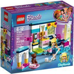 41328 SYPIALNIA STEPHANIE (Stephanie's Bedroom) KLOCKI LEGO FRIENDS Kompletne zestawy