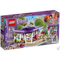 41336 ARTYSTYCZNA KAWIARNIA EMMY (Emma's Art Cafe) KLOCKI LEGO FRIENDS Pozostałe