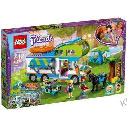 41339 SAMOCHÓD KEMPINGOWY MII (Mia's Camper Van) KLOCKI LEGO FRIENDS Budowa