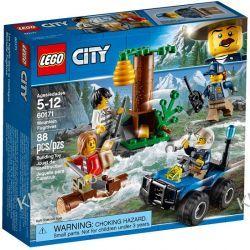 60171 UCIEKINIERZY W GÓRACH (Mountain Fugitives) KLOCKI LEGO CITY Straż