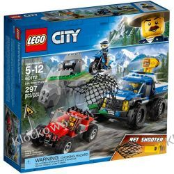 60172 POŚCIG GÓRSKĄ DROGĄ (Dirt Road Pursuit) KLOCKI LEGO CITY Friends