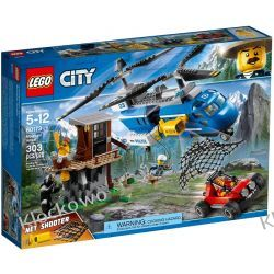 60173 ARESZTOWANIE W GÓRACH (Mountain Arrest) KLOCKI LEGO CITY Atlantis
