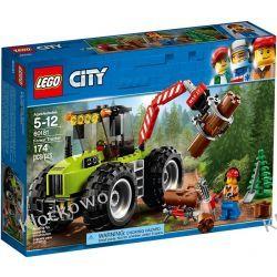 60181 TRAKTOR LEŚNY (Forest Tractor) KLOCKI LEGO CITY Playmobil