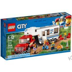 60182 PICKUP Z PRZYCZEPĄ (Pickup & Caravan) KLOCKI LEGO CITY Friends
