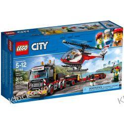 60183 TRANSPORTER CIĘŻKICH ŁADUNKÓW (Heavy Cargo Transport) KLOCKI LEGO CITY Playmobil