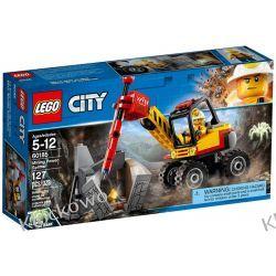 60185 KRUSZARKA GÓRNICZA (Mining Power Splitter) KLOCKI LEGO CITY Policja