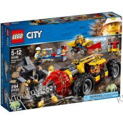 60186 CIĘŻKIE WIERTŁO GÓRNICZE (Mining Heavy Driller) KLOCKI LEGO CITY Kompletne zestawy