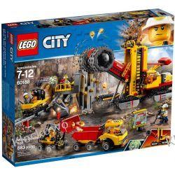 60188 KOPALNIA (Mining Experts Site) KLOCKI LEGO CITY Kompletne zestawy