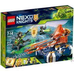 72001 BOJOWY PODUSZKOWIEC LANCE'A (Lance's Hover Jouster) KLOCKI LEGO NEXO KNIGHTS Pozostałe