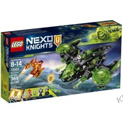 72003 BOMBOWIEC BERSERKERA (Berserker Bomber) KLOCKI LEGO NEXO KNIGHTS Playmobil