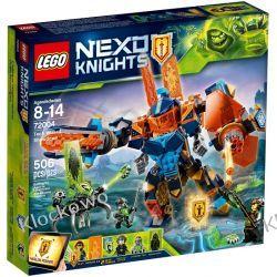 72004 STARCIE TECHNOLOGICZNYCH CZARODZIEJÓW (Tech Wizard Showdown) KLOCKI LEGO NEXO KNIGHTS Castle