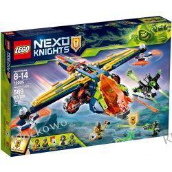 72005 X-BOW AARONA (Aaron's X-bow) KLOCKI LEGO NEXO KNIGHTS Castle