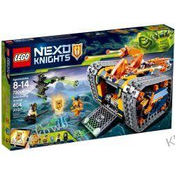 72006 ARSENAŁ AXLA (Axl's Rolling Arsenal) KLOCKI LEGO NEXO KNIGHTS Playmobil