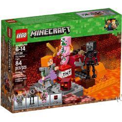 21139 WALKA W NETHERZE (The Nether Fight)- KLOCKI LEGO MINECRAFT Pirates