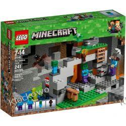 21141 JASKINIA ZOMBIE (The Zombie Cave)- KLOCKI LEGO MINECRAFT Playmobil