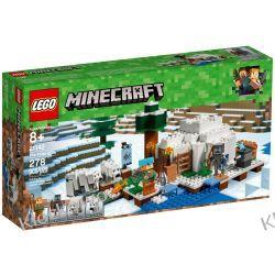 21142 IGLOO NIEDŹWIEDZIA POLARNEGO (The Polar Igloo)- KLOCKI LEGO MINECRAFT Pozostałe