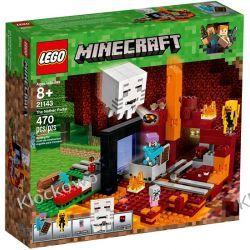 21143 PORTAL DO NETHERU (The Nether Portal)- KLOCKI LEGO MINECRAFT