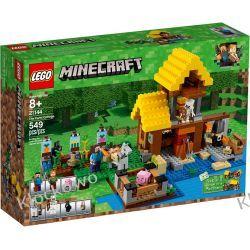 21144 WIEJSKA CHATKA (The Farm Cottage)- KLOCKI LEGO MINECRAFT Creator
