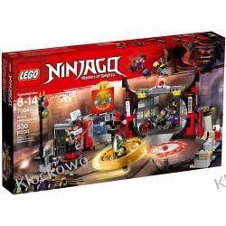 70640 KWATERA GŁÓWNA S.O.G. (S.O.G. Headquarters) KLOCKI LEGO NINJAGO Playmobil