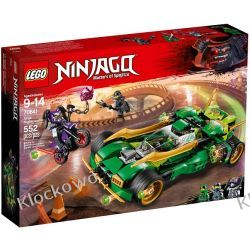 70641 NOCNA ZJAWA NINJA (Ninja Nightcrawler) KLOCKI LEGO NINJAGO