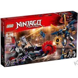 70642 KILLOW KONTRA SAMURAJ X (Killow vs. Samurai X) KLOCKI LEGO NINJAGO Pirates