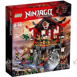 70643 ŚWIĄTYNIA WSKRZESZENIA (Temple of Resurrection) KLOCKI LEGO NINJAGO Pozostałe