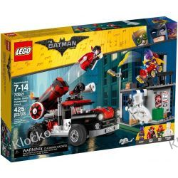 70921 ARMATA HARLEY QUINN™ (Harley Quinn Cannonball Attack) - KLOCKI LEGO BATMAN MOVIE Friends