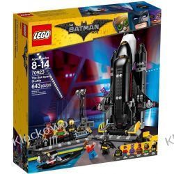 70923 PROM KOSMICZNY BATMANA (The Bat-Space Shuttle) - KLOCKI LEGO BATMAN MOVIE Creator