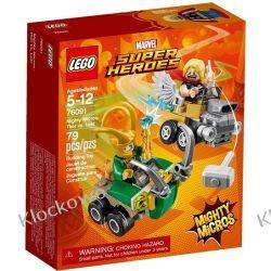 76091 THOR VS. LOKI (Mighty Micros: Thor vs. Loki) - KLOCKI LEGO SUPER HEROES Playmobil