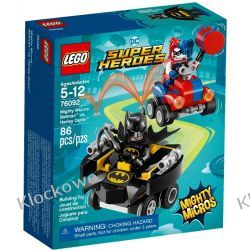 76092 BATMAN™ VS. HARLEY QUINN™ (Mighty Micros: Batman vs. Harley Quinn) - KLOCKI LEGO SUPER HEROES