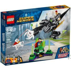 76096 SUPERMAN™ I KRYPTO™ ŁĄCZĄ SIŁY (Superman & Krypto Team-Up) - KLOCKI LEGO SUPER HEROES Creator