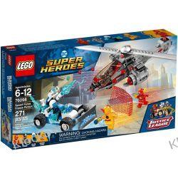 76098 LODOWY SUPERWYŚCIG (Speed Force Freeze Pursuit) - KLOCKI LEGO SUPER HEROES Policja