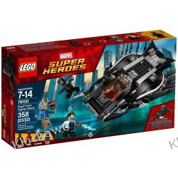 76100 ATAK MYŚLIWCA ROYAL TALON FIGHTER (Royal Talon Fighter Attack) - KLOCKI LEGO SUPER HEROES Friends