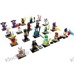 71020 MINIFIGURKI LEGO BATMAN MOVIE KOMPLET 20 SZT