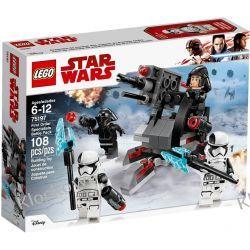 75197 NAJWYŻSZY PORZĄDEK (First Order Specialists Battle Pack) KLOCKI LEGO STAR WARS Playmobil
