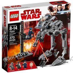 75201 AT-ST NAJWYŻSZEGO PORZĄDKU™ (First Order AT-ST) KLOCKI LEGO STAR WARS